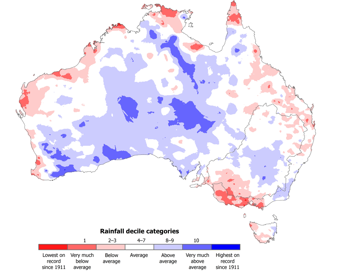Rainfall map for 2015–16. Visit website link for access to data.
